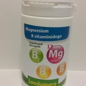 Looduspere magneesiumikapslid